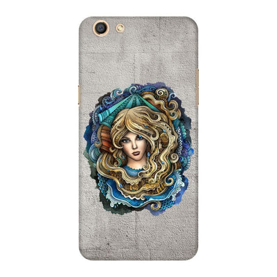 Aquarius By Olka Kostenko Slim Case For Oppo F3