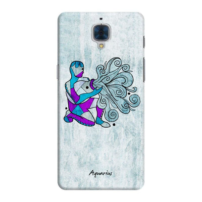 Aquarius By Roly Orihuela Slim Case For Oneplus Three