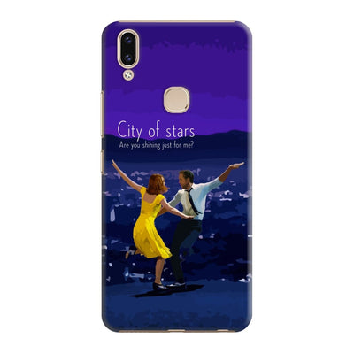 Are You Shining For Me Slim Case And Cover Vivo V9