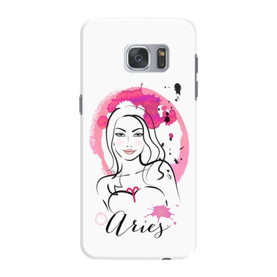 Aries by Martina Pavlova Slim Case For Galaxy S7 Edge