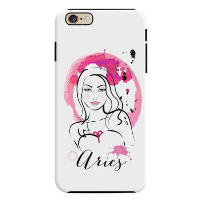 Aries By Martina Pavlova Slim Case For Iphone 6 Plus