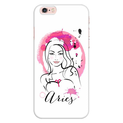 Aries By Martina Pavlova Slim Case For Iphone 6S