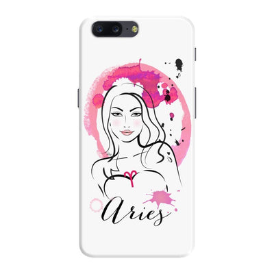 Aries By Martina Pavlova Slim Case For Oneplus Five