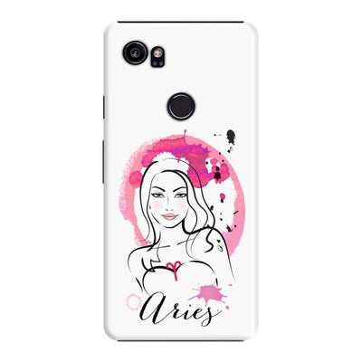 Aries By Martina Pavlova Slim Case For Pixel 2 Xl
