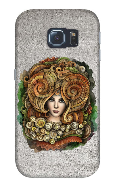 Aries By Olka Kostenko Slim Case For Galaxy S6 Edge