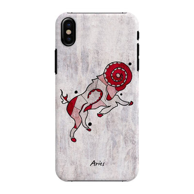 Aries by Roly Orihuela Slim Case For iPhone X