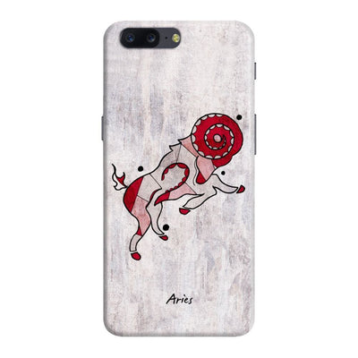 Aries By Roly Orihuela Slim Case For Oneplus Five