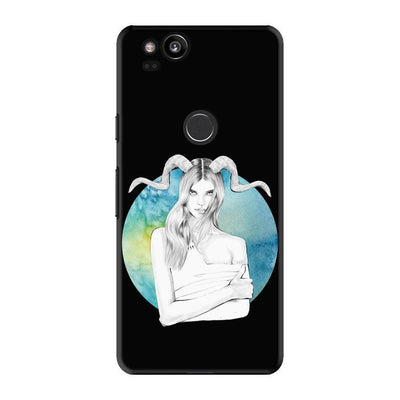 Aries by Will Ev Slim Case For Pixel 2
