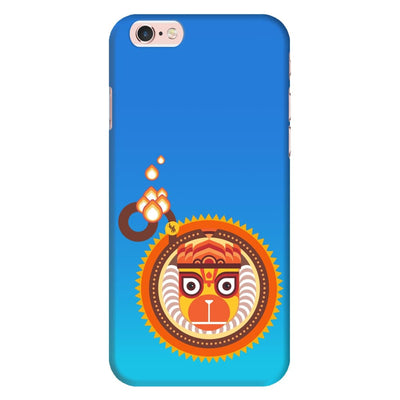 BAJRANGBALI-THE ONE WHO IS UNBEATABLE Slim Case And Cover For IPHONE 6S