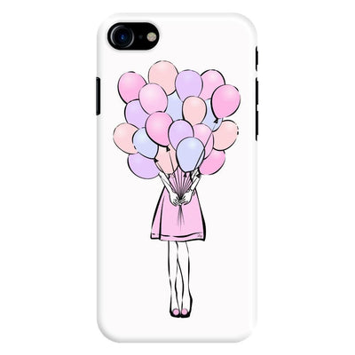 Balloons Forever! Slim Case And Cover For iPhone 7