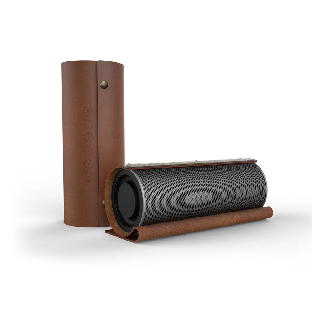 Betnew X03 - wireless speakers in pure leather