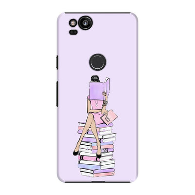 Book Worm Slim Case For Pixel 2