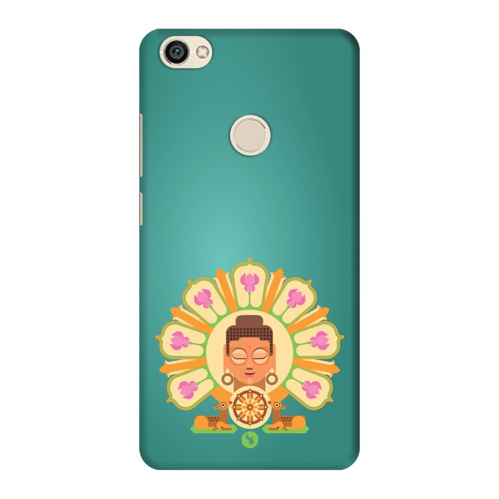 BUDDHA-THE ONE WHO IGNITES Slim Case And Cover For REDMI Y1