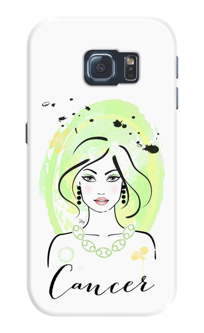 Cancer by Martina Pavlova Slim Case For Galaxy S6 Edge