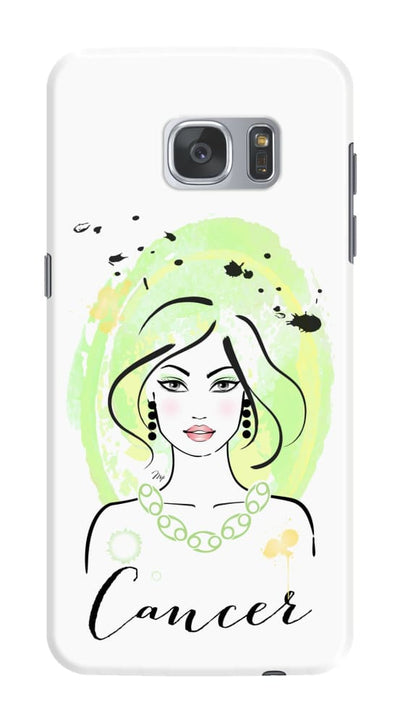 Cancer by Martina Pavlova Slim Case For Galaxy S7