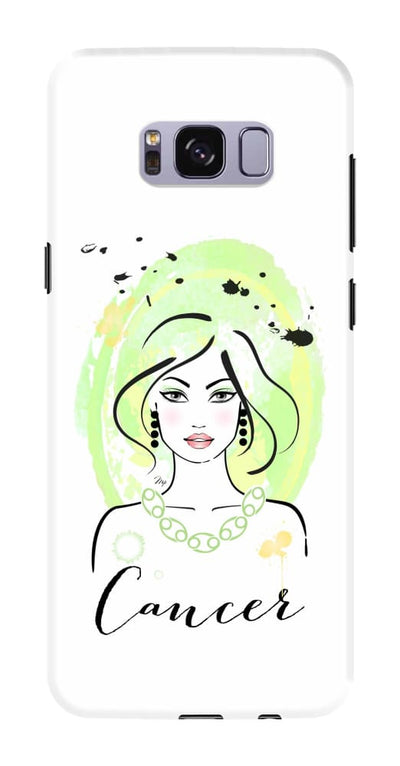 Cancer by Martina Pavlova Slim Case For Galaxy S8