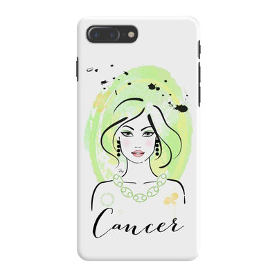Cancer By Martina Pavlova Slim Case For Iphone 7 Plus