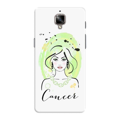 Cancer By Martina Pavlova Slim Case For Oneplus 3T