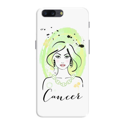 Cancer By Martina Pavlova Slim Case For Oneplus Five