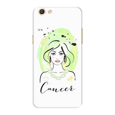 Cancer By Martina Pavlova Slim Case For Oppo F3