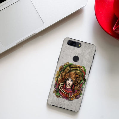 Cancer by Olka Kostenko Slim Case For OnePlus 5T