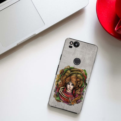 Cancer by Olka Kostenko Slim Case For Pixel 2