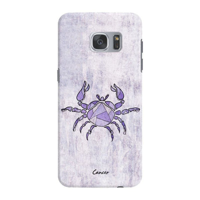 Cancer By Roly Orihuela Slim Case For Galaxy S7 Edge