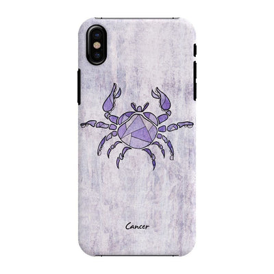 Cancer by Roly Orihuela Slim Case For iPhone X