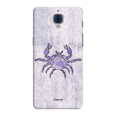 Cancer By Roly Orihuela Slim Case For Oneplus Three