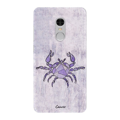 Cancer By Roly Orihuela Slim Case For Redmi Note 4