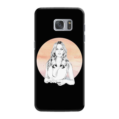 Cancer by Will Ev Slim Case For Galaxy S7 Edge
