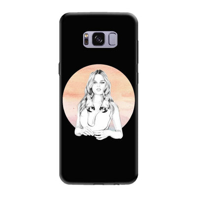Cancer by Will Ev Slim Case For Galaxy S8