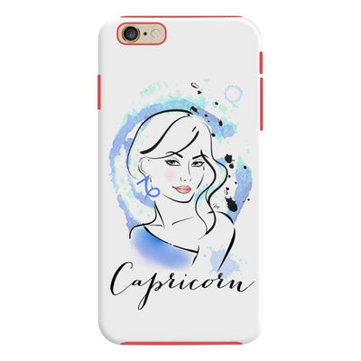 Capricorn By Martina Pavlova Slim Case For Iphone 6S Plus