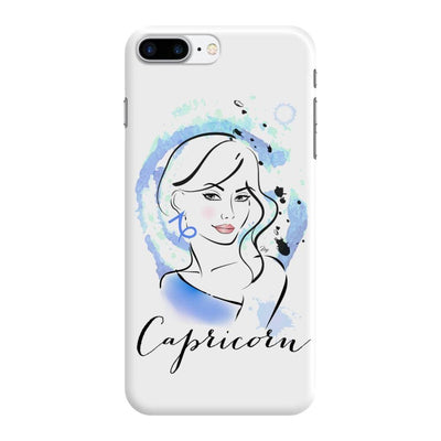 Capricorn by Martina Pavlova Slim Case For iPhone 8 Plus