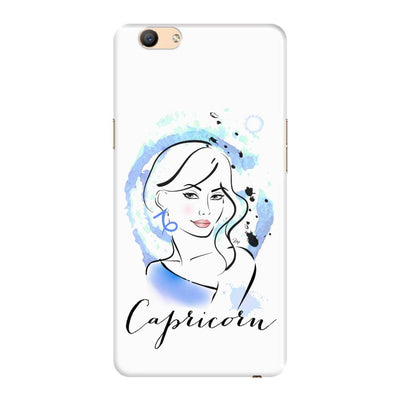 Capricorn By Martina Pavlova Slim Case For Oppo F1 S