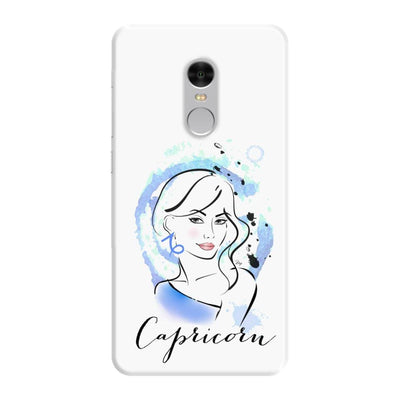 Capricorn By Martina Pavlova Slim Case For Redmi Note 4
