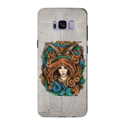 Capricorn By Olka Kostenko Slim Case For Galaxy S8