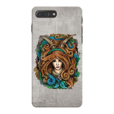 Capricorn By Olka Kostenko Slim Case For Iphone 7 Plus