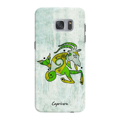 Capricorn By Roly Orihuela Slim Case For Galaxy S7 Edge