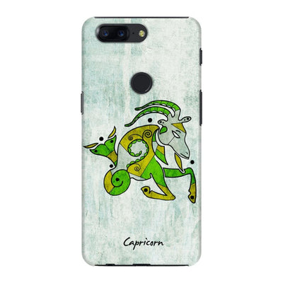 Capricorn by Roly Orihuela Slim Case For OnePlus 5T
