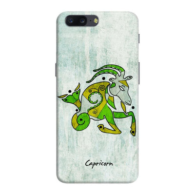 Capricorn By Roly Orihuela Slim Case For Oneplus Five