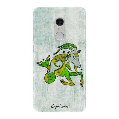 Capricorn By Roly Orihuela Slim Case For Redmi Note 4