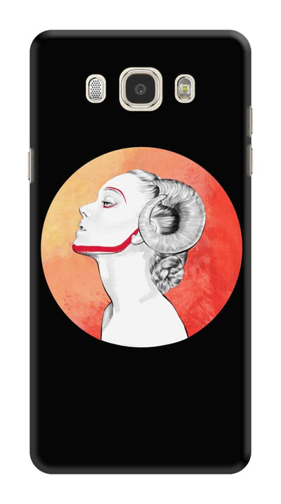 Capricorn by Will Ev Slim Case For Galaxy J7 (2016)