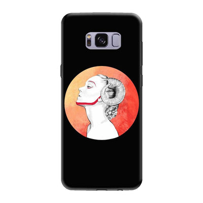 Capricorn by Will Ev Slim Case For Galaxy S8