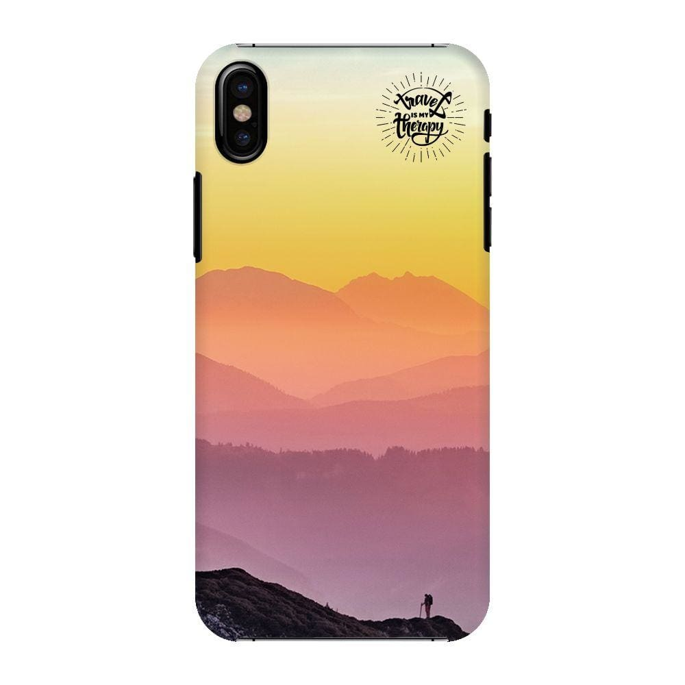 Colors Of Happiness Slim Case And Cover For iPhone X