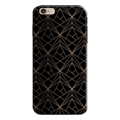 Cross Contour Series Slim Case For Iphone 6 Plus - Black