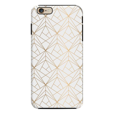 Cross Contour Series Slim Case For Iphone 6 Plus - White