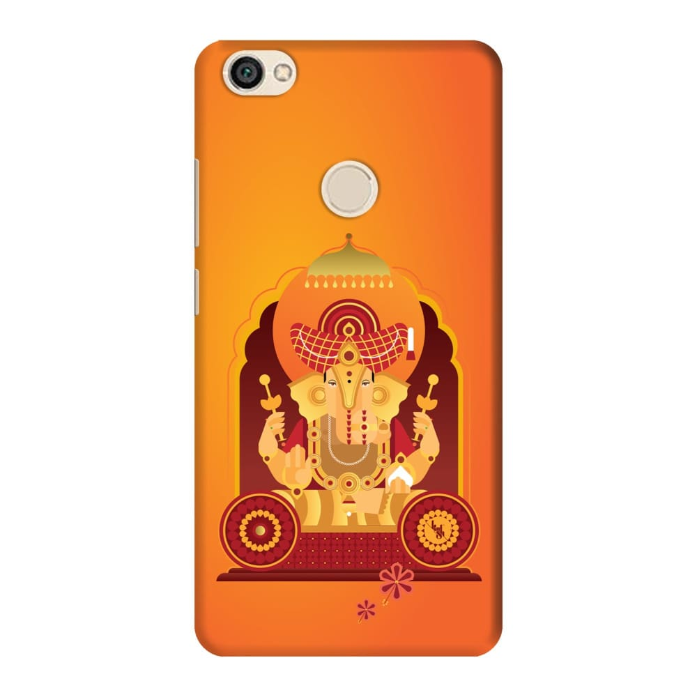 DAGADUSHETH-THE ONE WHO SPARKLES Slim Case And Cover For REDMI Y1