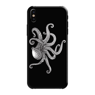 Detangle With The Octopus Slim Case And Cover For iPhone X