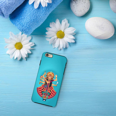 DURGA-THE ONE WHO PROTECTS Slim Case And Cover For IPHONE 6 PLUS